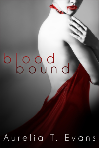 Aurelia Evans 2 - Blood Bound cover 2-5-15